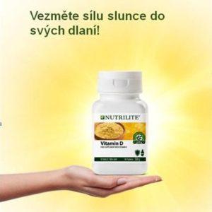 Vitamín D Nutrilite
