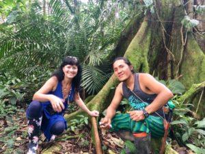 v amazonském pralese