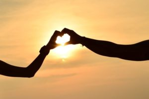 láska vztahy